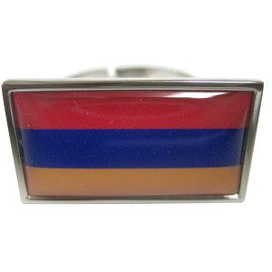 Armenia Flag Fashion Ring